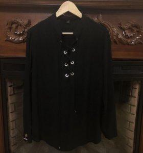 Блузка на завязках. Срочно!