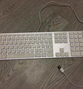 Apple Wired Keyboard USB Numeric (MB110RU)