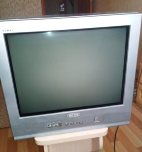 Телевизор Витязь.