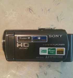 Видеокамера Sony Handycam hdr-cx110
