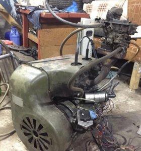 Двигатель УД2