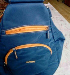 Термо Сумка- рюкзак