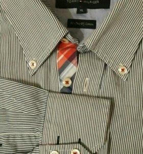 Рубашка Tommy Helfiger XL