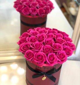 Неувядающие Цветы ( Мыльные Розы)
