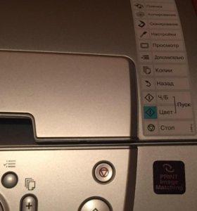 Принтер мфу EPSON STYLUS PHOTO RX700