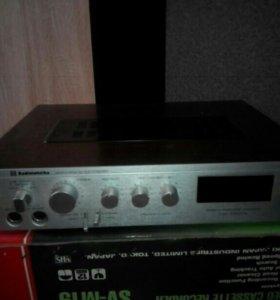 Радиотехника усилитель