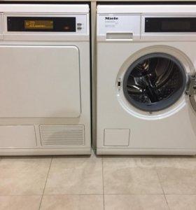 Ремонт стиральных сушильных машин Miele.