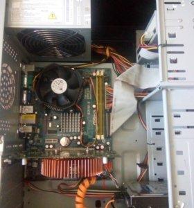 Компьютер (мышка+клавиатура)