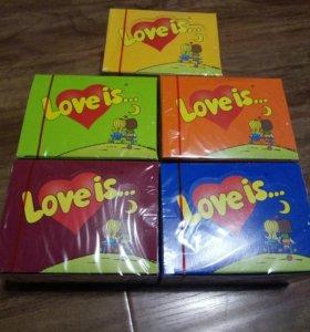 Жевачки love is...