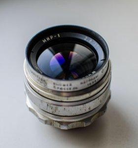 Объектив МИР-1 37mm f/2.8