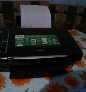 Принтер EPSON TX209