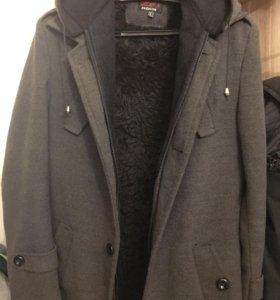 """Пальто Zara man """"L"""""""