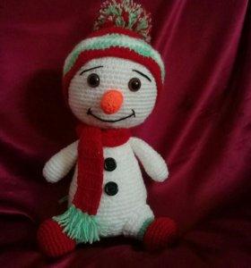 Новогодний товар! Снеговик