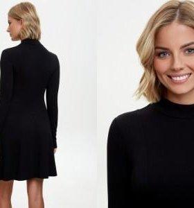 Платье, теплое)