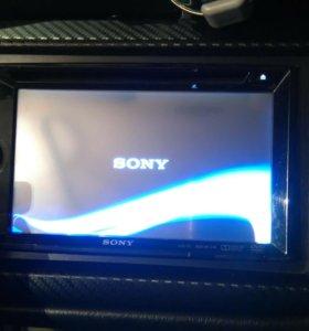 Sony магнитола
