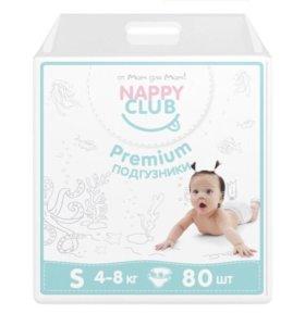 Подгузники NAPPY CLUB Premium