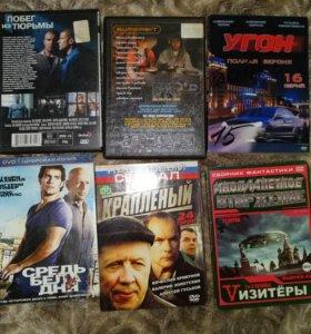 Продам диски на DVD