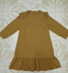 Новое платье свободного фасона