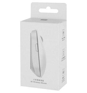 Мышь беспроводная Xiaomi Mi White