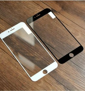 3D защитное стекло iphone 5,6,7,8,8+,7+ x