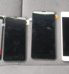 Lumia оригинальные новые запчасти