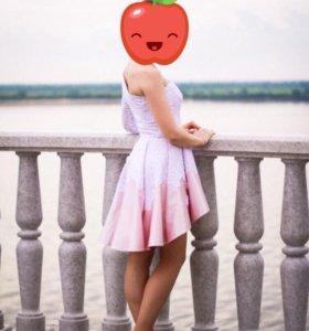 Платье выпускное, возможен торг