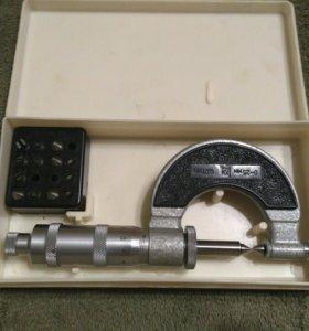 микрометр производства СССР