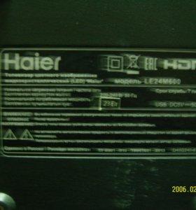 Haier LE24M600