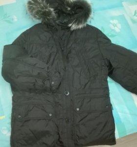 Куртка мужская 56размер