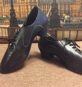 Танцевальные туфли (латина)