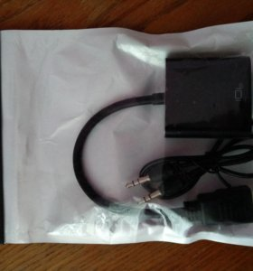 HDMI VGA Converter