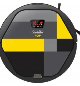 Робот-пылесос iCLEBO POP Lemon