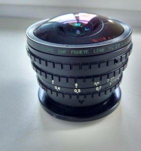 Беломо Пеленг MC 8mm 3,5/8А Nikon F
