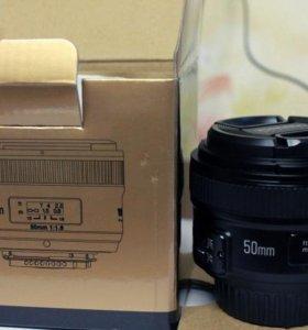 Yongnuo YN50mm F 1.8N, для Nikon