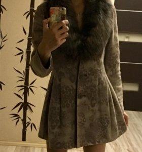 Пальто кашемировое Meisinisi