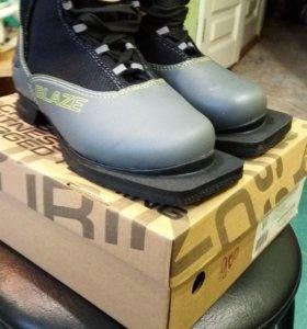 Лыжные ботинки, 31 р-р