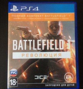 Battlefield 1 на PS 4