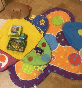 коврики и игрушки