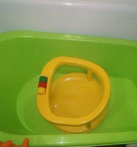 Ванна и стул для купания