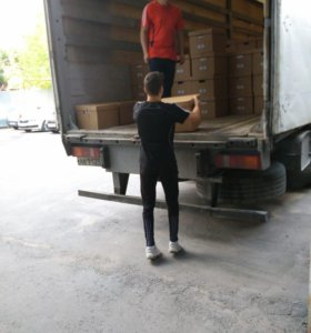 Услуги грузчиков, Организация переездов