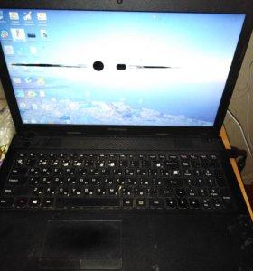 Ноутбук Lenovo слабый б/у