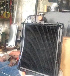 Радиатор водяной к трактору МТЗ-82