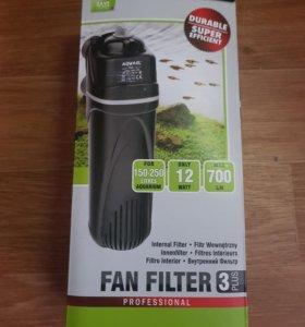 Внутренний фильтр Aquael FAN-3 plus