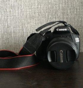 Зеркальный фотоаппарат Canon EOS 1200D.