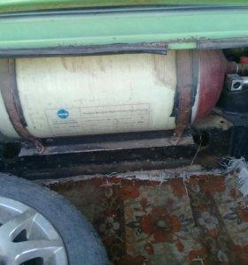 Газовое оборудование метан б/у.