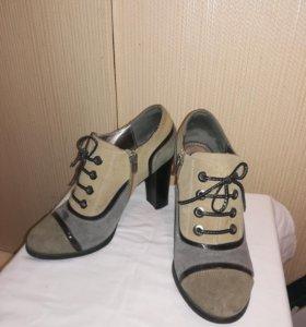 Туфли Zenden 39 размер