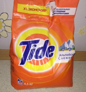 Порошок Tide