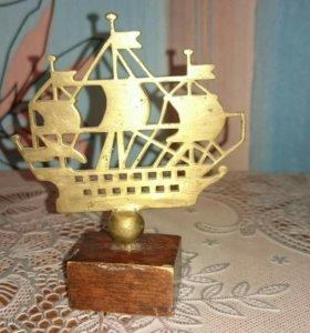 Сувенир Кораблик СССР
