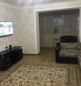 Квартира, 4 комнаты, 82 м²