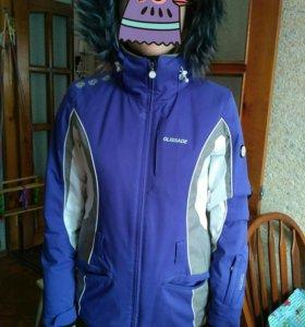 Куртка гонолыжная р.42